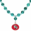 Illinois State Turquoise Necklace