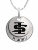 Indiana State Sycamores Alumni Necklace