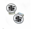 Indiana State Sycamores Sterling Silver Cufflinks