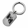 Indianapolis Greyhounds Stainless Steel Key Ring