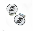 Indianapolis Greyhounds Sterling Silver Cufflinks