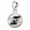 Indianapolis Round Dangle Charm