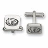 Iowa State Cyclones Stainless Steel Cufflinks