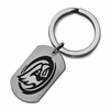 Iowa State Cyclones Stainless Steel Key Ring