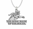 Jackson State Tigers Spirit Mark Charm