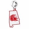 Jacksonville State Gamecocks Logo Dangle Charm