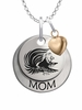 Jacksonville State Gamecocks MOM Necklace with Heart Charm