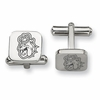 James Madison Dukes Stainless Steel Cufflinks