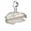 Kansas Jayhawks Dangle Charm
