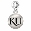 Kansas Round Dangle Charm