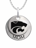 Kansas State Wildcats MOM Necklace