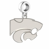 Kansas State Wildcats Dangle Charm