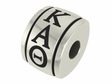 Kappa Alpha Theta Sorority Barrel Bead