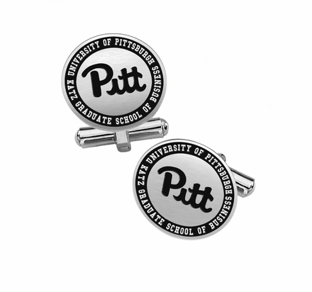 Katz Graduate School of Business Cuff Links