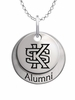Kennesaw State Owls Alumni Necklace