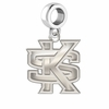 Kennesaw State Owls Dangle Charm