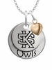 Kennesaw State Owls with Heart Accent
