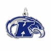Kent State Golden Flashes Logo Charm