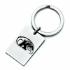Kent State Golden Flashes Stainless Steel Key Ring