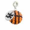 Kentucky Wildcats Crystal Drop Charm