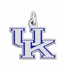 Kentucky Wildcats Logo Charm