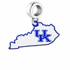 Kentucky Wildcats Logo Dangle Charm