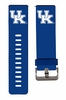 Kentucky Wildcats Silicone Sport Band For Fitbit Blaze�