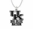 Kentucky Wildcats Spirit Mark Charm