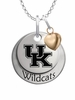 Kentucky Wildcats with Heart Accent