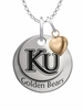 Kutztown Golden Bears with Heart Accent