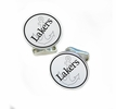Lake Superior State Lakers Sterling Silver Cufflinks