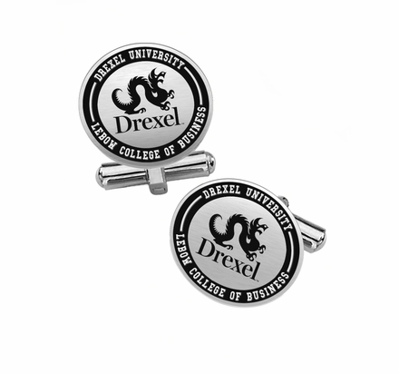 Lebow College of Business Cuff Links