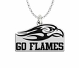 Liberty Flames Spirit Mark Charm
