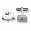 Longwood Lancers Stainless Steel Cufflinks