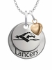 Longwood Lancers with Heart Accent