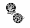 Louisiana State University Paul M. Hebert Law Center Cufflinks