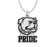 Louisiana Tech Bulldogs Spirit Mark Charm