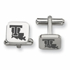 Louisiana Tech Bulldogs Stainless Steel Cufflinks