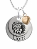 Loyola Marymount Lions with Heart Accent