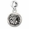 Loyola Marymount Round Dangle Charm