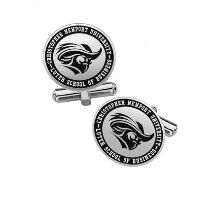 Luter School of Business Cuff Links