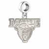 Maine Black Bears Dangle Charm