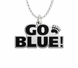 Maine Black Bears Spirit Mark Charm