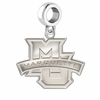 Marquette Golden Eagles Dangle Charm