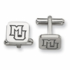 Marquette Golden Eagles Stainless Steel Cufflinks