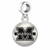 Marshall Round Dangle Charm