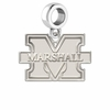 Marshall Thundering Herd Dangle Charm