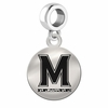 Maryland Round Dangle Charm