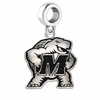 Maryland Terrapins Logo Cut Out Dangle