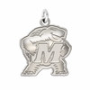 Maryland Terrapins Natural Finish Charm